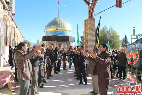 مراسم روز اربعین دره در رفسنجان-خانه خشتی (۱۵)