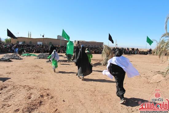 مراسم روز اربعین دره در رفسنجان-خانه خشتی (۱۸)