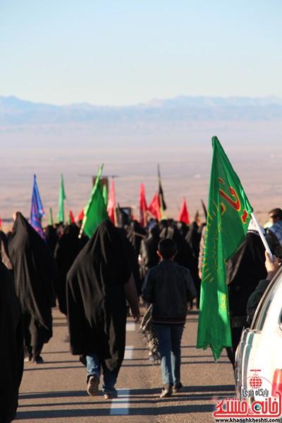 مراسم روز اربعین دره در رفسنجان-خانه خشتی (۲)