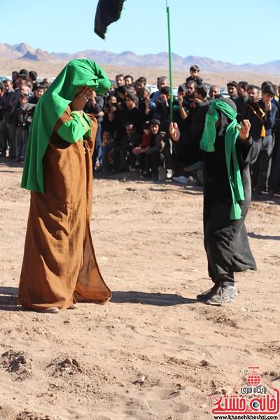 مراسم روز اربعین دره در رفسنجان-خانه خشتی (۲۰)