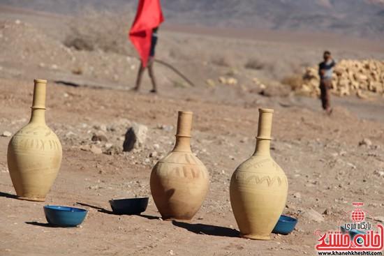 مراسم روز اربعین دره در رفسنجان-خانه خشتی (۲۱)