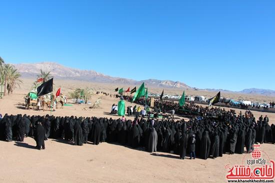 مراسم روز اربعین دره در رفسنجان-خانه خشتی (۲۲)