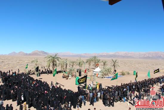 مراسم روز اربعین دره در رفسنجان-خانه خشتی (۲۳)