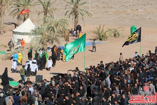 مراسم روز اربعین دره در رفسنجان-خانه خشتی (۲۴)