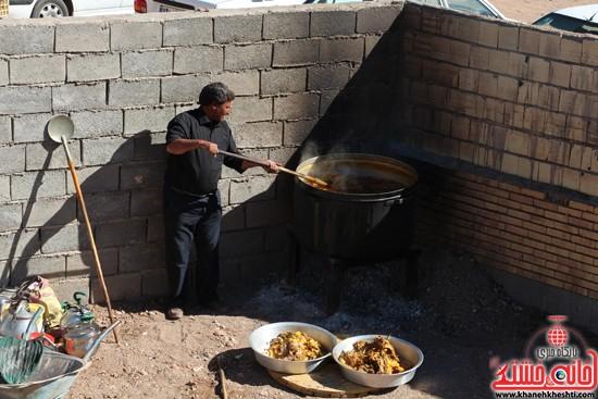 مراسم روز اربعین دره در رفسنجان-خانه خشتی (۲۵)
