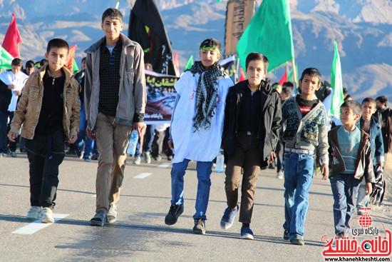 مراسم روز اربعین دره در رفسنجان-خانه خشتی (۴)