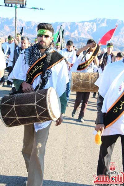 مراسم روز اربعین دره در رفسنجان-خانه خشتی (۶)