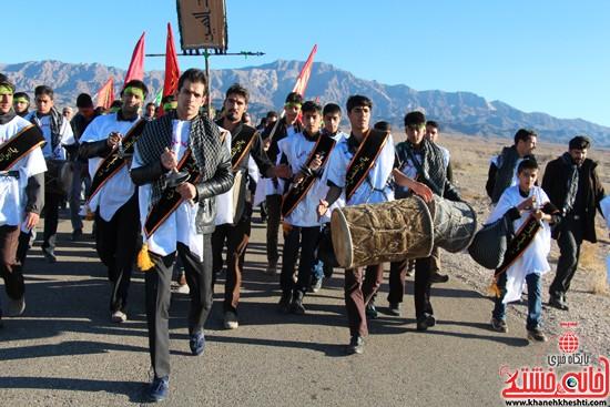 مراسم روز اربعین دره در رفسنجان-خانه خشتی (۷)