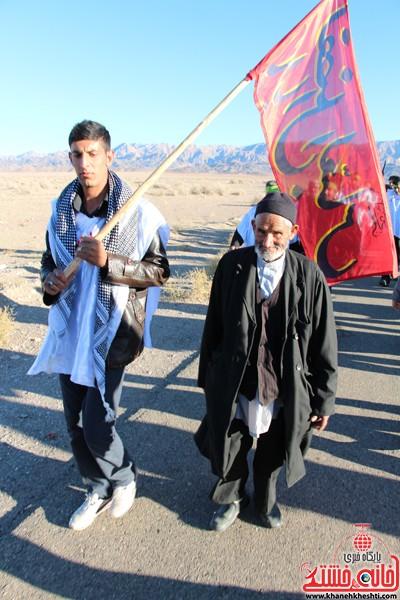 مراسم روز اربعین دره در رفسنجان-خانه خشتی (۸)