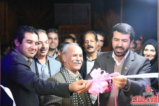 نمایشگاه آثار خوشنویسان ایران در رفسنجان-خانه خشتی (۱۰)