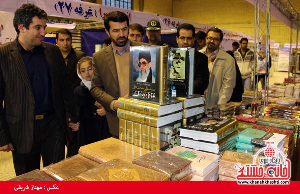 نمایشگاه کتاب و مطبوعات رفسنجان-خانه خشتی (۱۴)