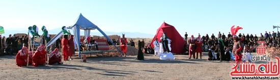 هیئت تعزیه خوانی علمدار کربلا تعزیه بازار شام و شهادت حضرت رقیه در رفسنجان (۱۰)
