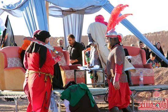 هیئت تعزیه خوانی علمدار کربلا تعزیه بازار شام و شهادت حضرت رقیه در رفسنجان (۱۳)