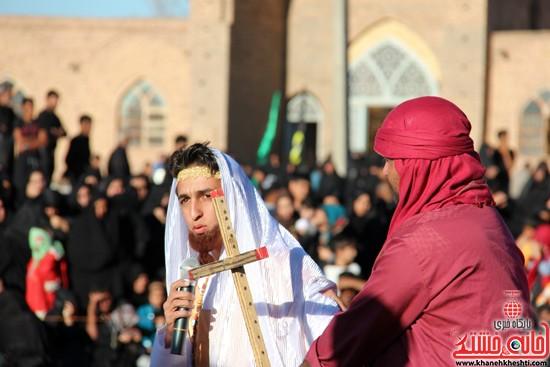 هیئت تعزیه خوانی علمدار کربلا تعزیه بازار شام و شهادت حضرت رقیه در رفسنجان (۱۴)