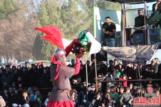 هیئت تعزیه خوانی علمدار کربلا تعزیه بازار شام و شهادت حضرت رقیه در رفسنجان (۱۶)