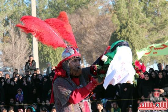 هیئت تعزیه خوانی علمدار کربلا تعزیه بازار شام و شهادت حضرت رقیه در رفسنجان (۱۷)