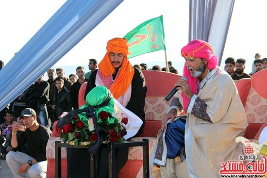 هیئت تعزیه خوانی علمدار کربلا تعزیه بازار شام و شهادت حضرت رقیه در رفسنجان (۱۸)