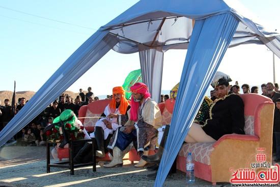 هیئت تعزیه خوانی علمدار کربلا تعزیه بازار شام و شهادت حضرت رقیه در رفسنجان (۱۹)