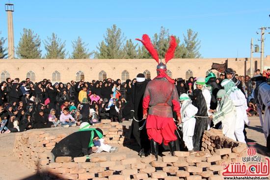 هیئت تعزیه خوانی علمدار کربلا تعزیه بازار شام و شهادت حضرت رقیه در رفسنجان (۲۱)