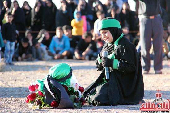 هیئت تعزیه خوانی علمدار کربلا تعزیه بازار شام و شهادت حضرت رقیه در رفسنجان (۲۴)