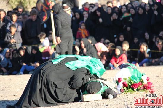هیئت تعزیه خوانی علمدار کربلا تعزیه بازار شام و شهادت حضرت رقیه در رفسنجان (۲۵)