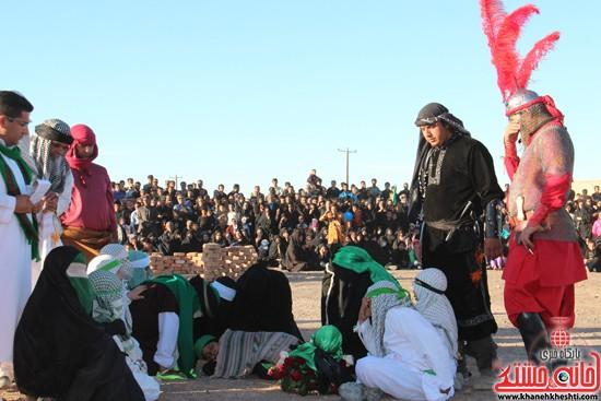 هیئت تعزیه خوانی علمدار کربلا تعزیه بازار شام و شهادت حضرت رقیه در رفسنجان (۲۶)