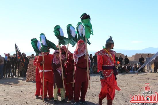 هیئت تعزیه خوانی علمدار کربلا تعزیه بازار شام و شهادت حضرت رقیه در رفسنجان (۵)