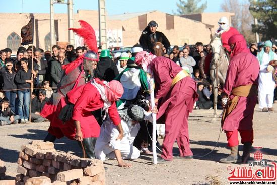 هیئت تعزیه خوانی علمدار کربلا تعزیه بازار شام و شهادت حضرت رقیه در رفسنجان (۶)