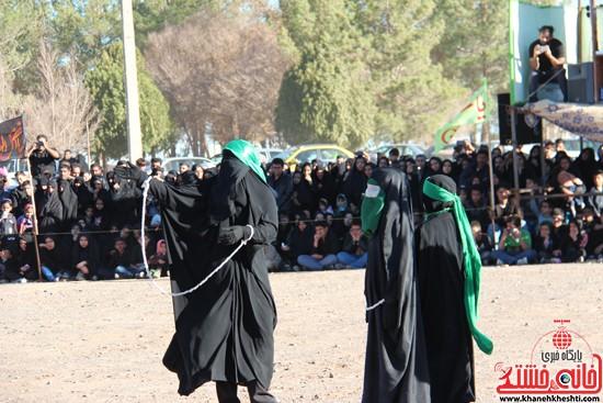 هیئت تعزیه خوانی علمدار کربلا تعزیه بازار شام و شهادت حضرت رقیه در رفسنجان (۷)