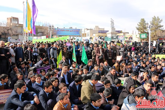 ۹dey 94 rafsanjan - khaneh kheshti همایش روز بصیرت و بزرگداشت حماسه ۹ دی در رفسنجان (۱۱)