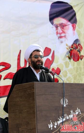 ۹dey 94 rafsanjan - khaneh kheshti همایش روز بصیرت و بزرگداشت حماسه ۹ دی در رفسنجان (۷)
