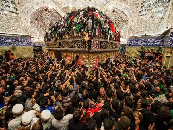 عشق امام حسین(ع) ۲۷ میلیون عزادار را گرد هم جمع کرد