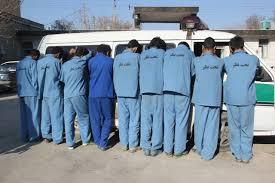 انهدام باند سرقت مغازه ها در رفسنجان