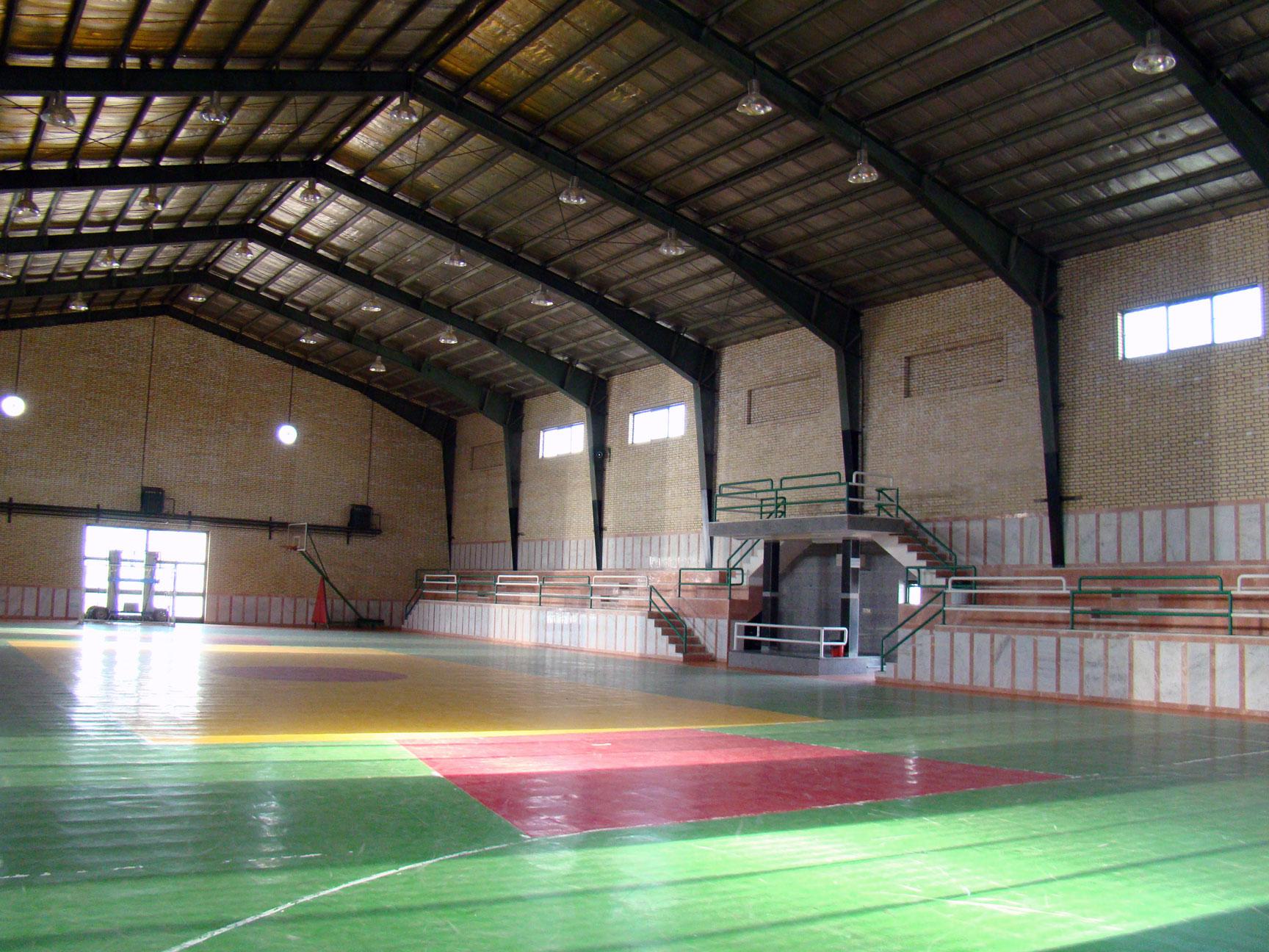 مجموعه ورزشی دانشگاه آزاد رفسنجان احداث می شود