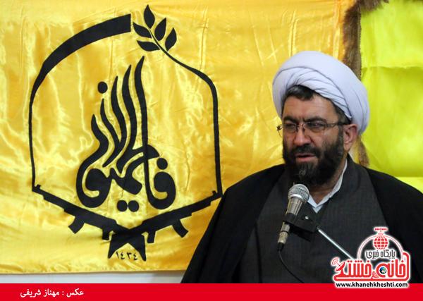 کنگره عظیم شهدا در رفسنجان راه اندازی شود