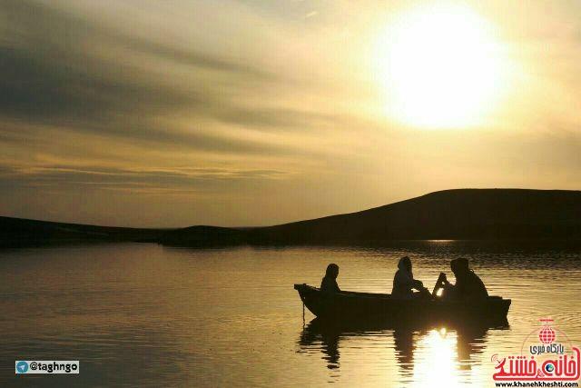 دریاچه شور جوادیه فلاح رفسنجان_خانه خشتی (۳)