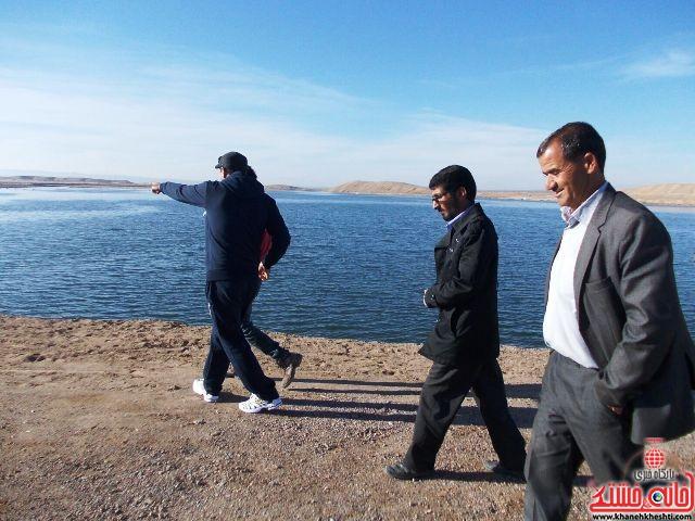 دریاچه شور جوادیه فلاح رفسنجان_خانه خشتی (۴)