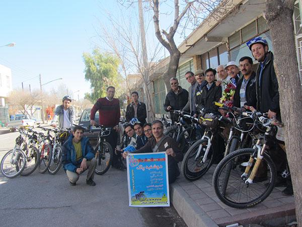 استقبال شهروندان از طرح «دوشنبه پاک» و استفاده از دوچرخه به جای خودروی شخصی