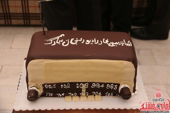 سالگرد شانزده سالگی رادیوی شهری رفسنجان (۴)