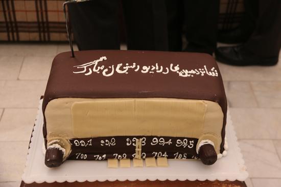 سالروز شانزده سالگی رادیوی شهری رفسنجان / تصاویر