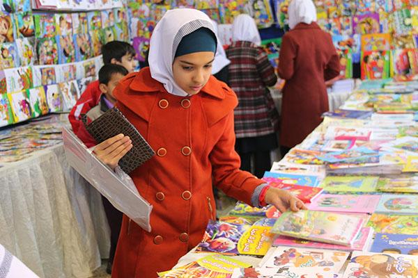 مهلت بازدید از نمایشگاه کتاب و مطبوعات رفسنجان تمدید شد