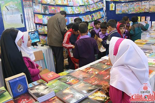 نمایشگاه کتاب و مطبوعات رفسنجان_خانه خشتی (۲)