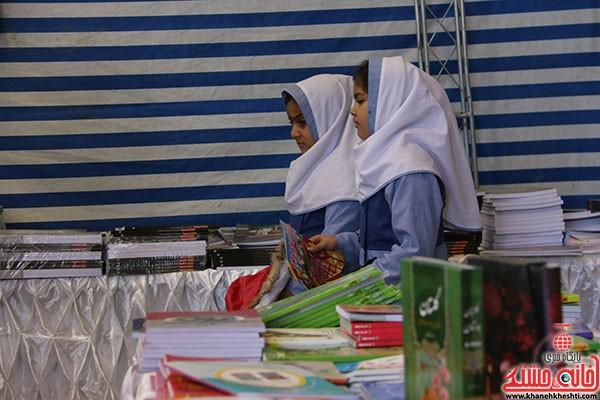 نمایشگاه کتاب و مطبوعات رفسنجان_خانه خشتی (۲۱)