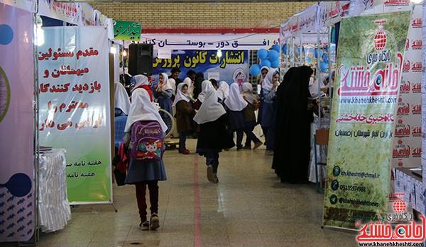 نمایشگاه کتاب و مطبوعات رفسنجان_خانه خشتی (۲۳)