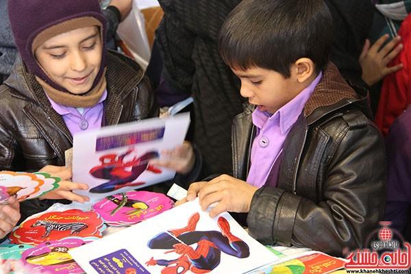 نمایشگاه کتاب و مطبوعات رفسنجان_خانه خشتی (۸)