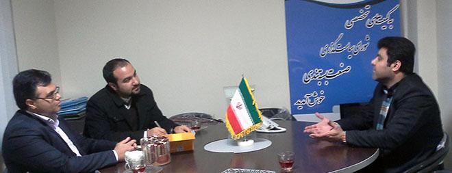 اعلام آمادگی شورای سیاستگذاری صنعت بسته بندی کشور برای همکاری با کمیسیون بازرگانی اتاق کرمان