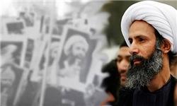 تجمع مسئولین و مردم رفسنجان در اعتراض به اعدام شیخ نمر برگزار شد