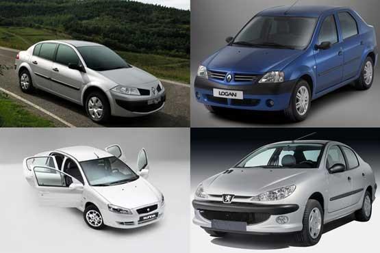 قیمت خودروهای داخلی در بازار چند؟ + جدول