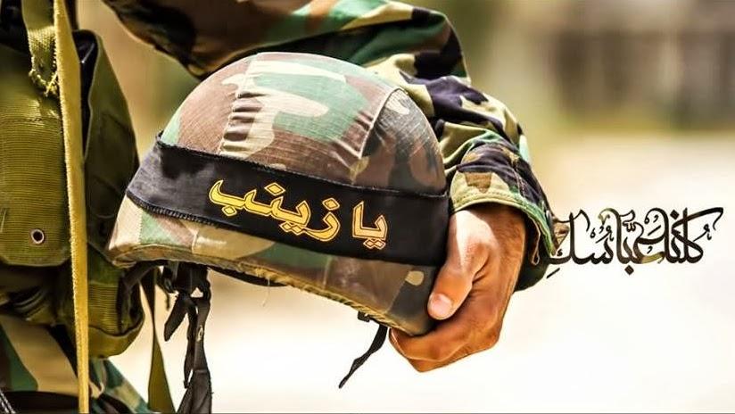 از رزمندگان مدافع حرم در جوادیه فلاح استقبال می شود