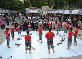 مدرسه ورزش زورخانه ای و پهلوانی نونهالان برای اولین بار در کرمان راه اندازی شد